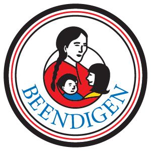 Beendigen Logo